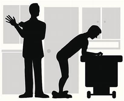 Prostate Exam Illustrations Examination Vector Clip Preparing
