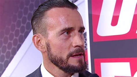 cm punk signs with ufc youtube