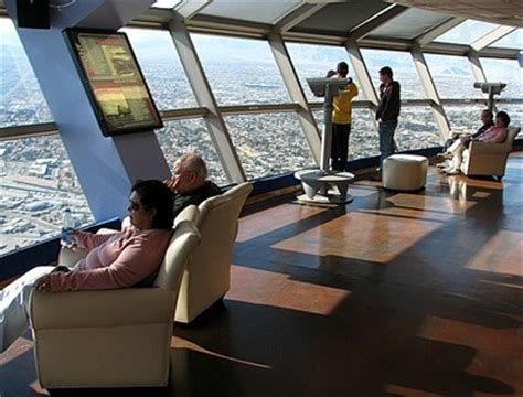Dallas Observation Deck by Stratosphere Tower Observation Deck 拉斯维加斯之旅