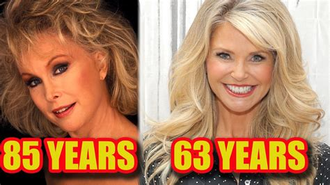 Most Beautiful Old Women Celebrity Over Years