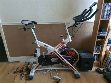 Bh Fitness Sb1.8 Indoor Cycle | Exercise Bike Reviews 101