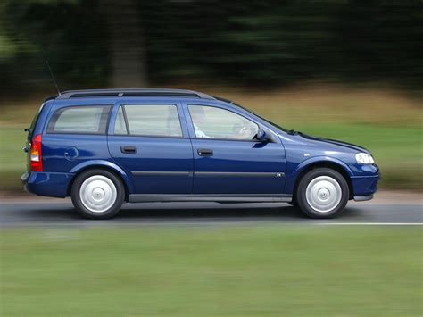 Vauxhall Astra Technical Specifications And Fuel Economy