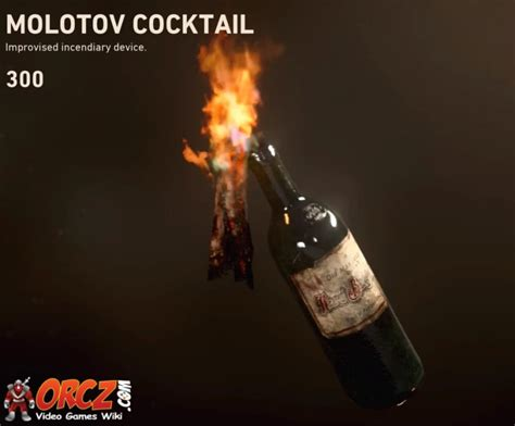 Call of Duty WW2: Molotov Cocktail - Orcz.com, The Video