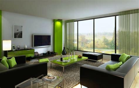 wohnzimmer le salas modernas color verde y gris salas con estilo