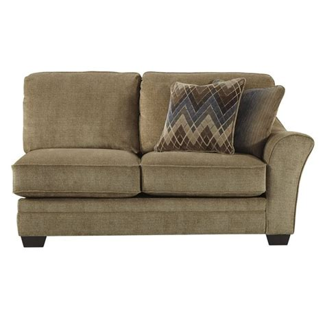 ashley lonsdale 4 piece left cuddler sofa sectional in