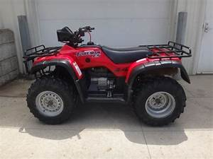 Honda Foreman 450 Motorcycles For Sale
