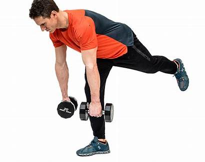 Deadlift Leg Romanian Single Exercise Fitness Step
