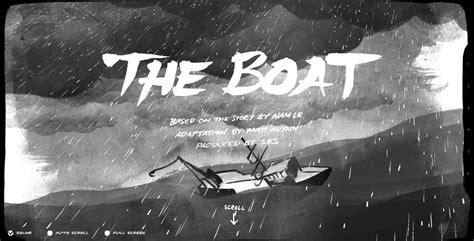 boat awwwards sotd