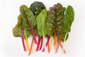 All About Chard: Rainbow, Red and Swiss