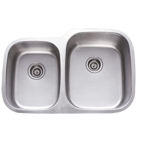 stainless steel undermount kitchen sink double bowl 31 inch stainless steel undermount 40 60 double bowl