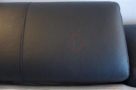 reparation canape simili cuir réparation canapé en cuir neuf sofolk