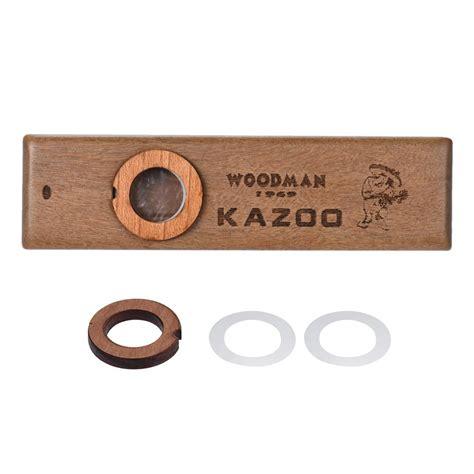 wooden kazoo harmonica musical instrument ukulele guitar partner wood harmonica