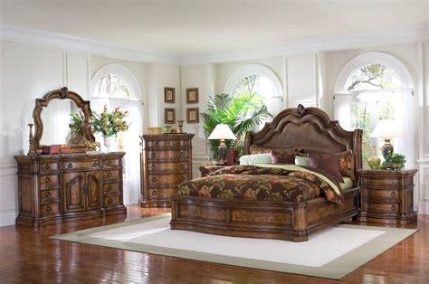 pulaski furniture san mateo  pc sleigh bedroom set usa