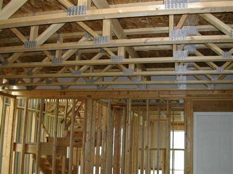 Stairwell opening without stud walls. I-joists for your new home. The alternatives and pros and cons...- Armchair Builder :: Blog ...