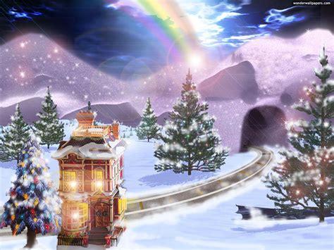 animated christmas wallpaper  hd animated