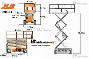 Jlg 3369le - Jlg - Machinery Specifications