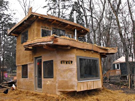 small cabin with loft floor plans mud 39 s tiny cob house the shelter
