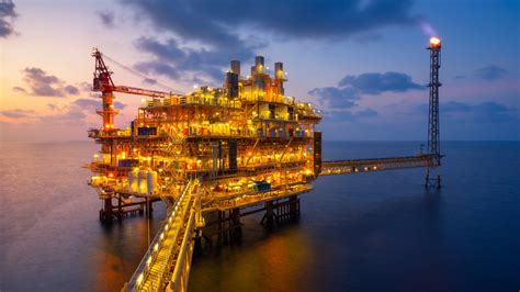global mobile oil gas assets onshore  offshore