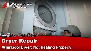 Dryer Repair Not Heating