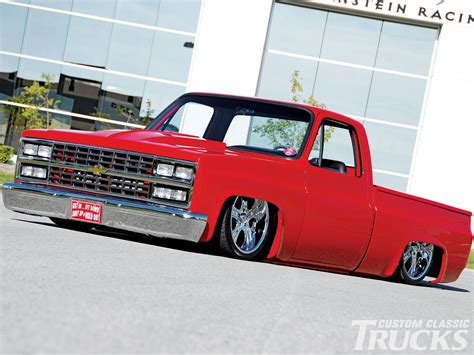 1985 Chevy C-10 Pickup Truck