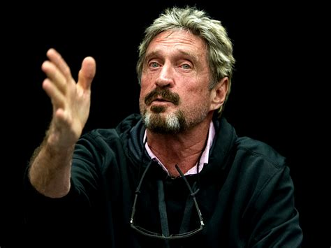 John Mcafee Why Us Intelligence Is Failing  Business Insider