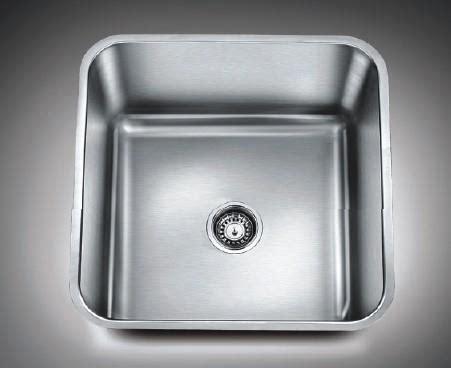 satin finish stainless steel kitchen sinks satin finish single bowl stainless steel undermount 9270