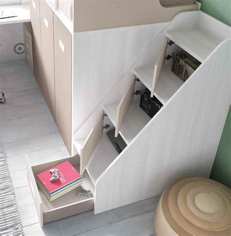 lit superpose avec bureau lit superpos 233 avec bureau chambre personnalisable glicerio so nuit