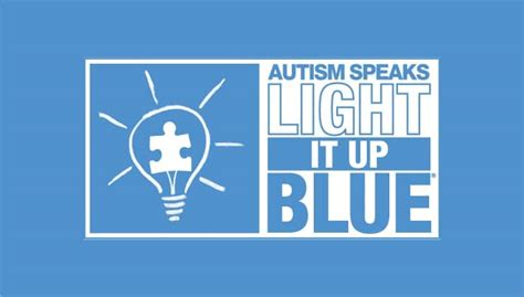 light it up blue light it up blue for world autism awareness day liub wp