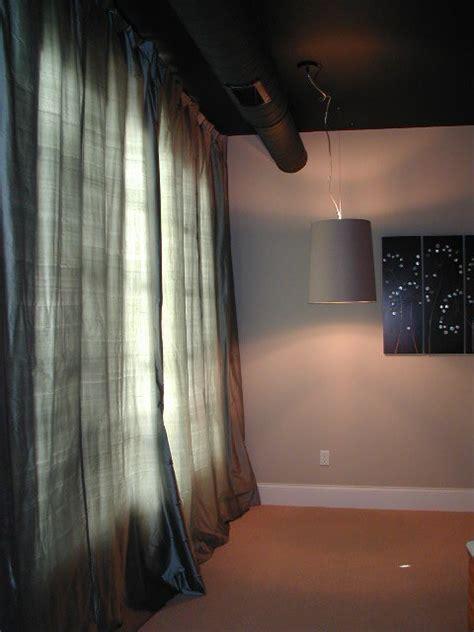 customer testimonial floor  ceiling curtain curtain