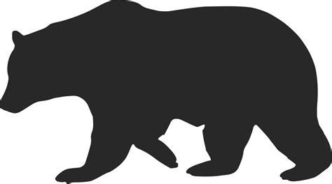 bear outline clipartioncom