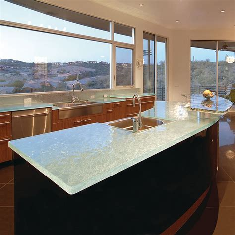 glass top kitchen island 56 best unique glass kitchen counter and island tops images on pinterest glass kitchen glass
