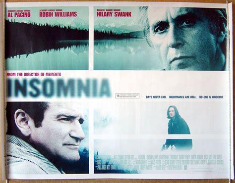 insomnia original cinema  poster  pastposters