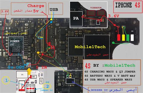 iphone 4s not charging iphone 4s usb charging problem solution jumper ways