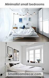 9, Modern, Small, Bedroom, Decorating, Ideas, Minimalist, Style, On, A, Budget