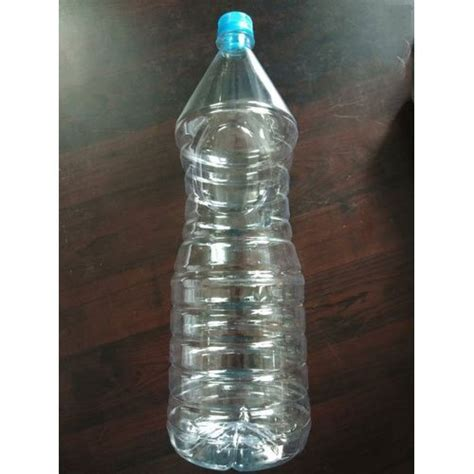 Find pet water bottle manufacturers from china. 2L Blue Cap PET Water Bottle at Rs 5.60/piece | PET Water ...