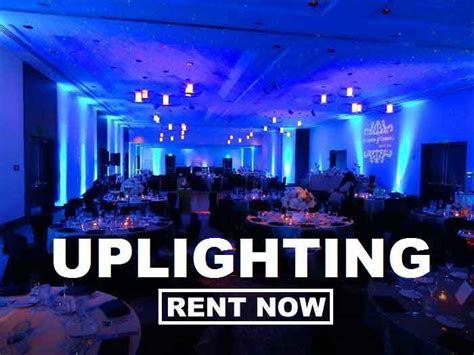 cost of uplighting nationwide wedding and event rentals with free shipping both ways nationwide wedding rentals