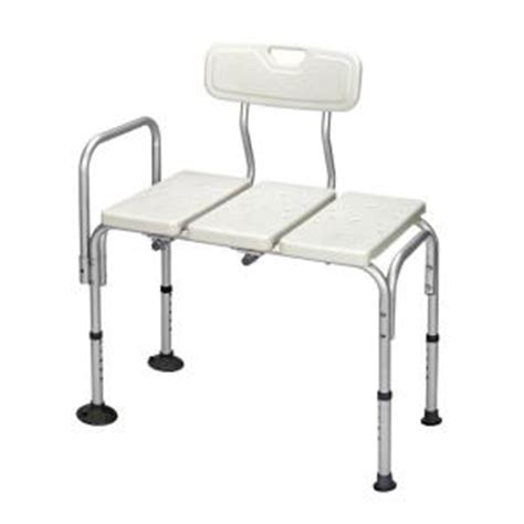 revolution mobility transfer bench remba 220 the home depot