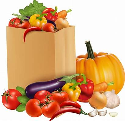 Clipart Vegetables Healthy Transparent Legumes Trolley Vegetable