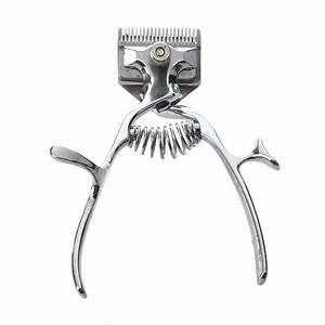 Old Fashion Manual Hair Clipper Trimmer Haircut Hand Push
