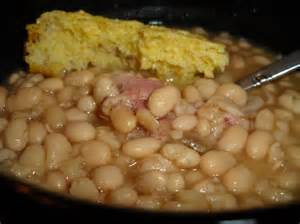 White Bean Soup with Ham