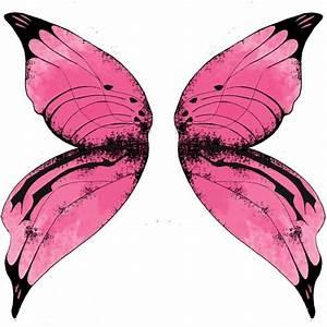 Pink Fairy Wings by lipbleed on DeviantArt