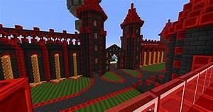 Lava Castle! Minecraft Project