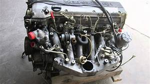 1992 Mercedes 300sl Engine    Motor 129type Good Shape