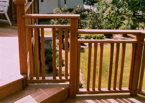 kitchen decor ideas wood deck handrail designs unique hardscape design
