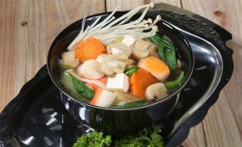 Cara dan resep rahasia miso kampung ss cooking masak dan jualan miso. Sup Miso Jamur Seafood - Nyata