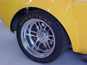 Yellow letter goodyears ffcarscom factory five racing for Goodyear eagle yellow letter street tires