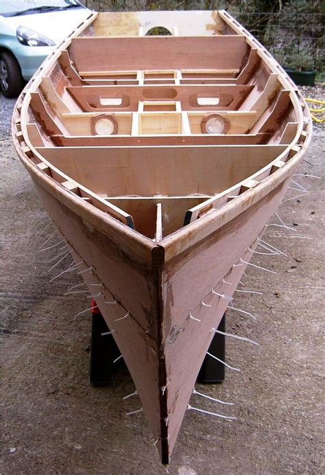 Free Homemade Wooden Boat Plans by Brian King S Plywood Boat Barton Skiff In Build From Free