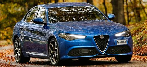 Alfa Romeo Giulia Range Confirmed For Australia