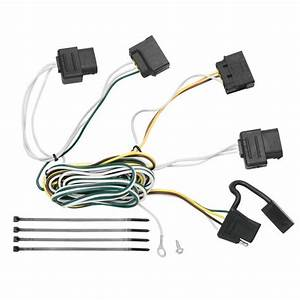 Trailer Wiring Harness Kit For 08