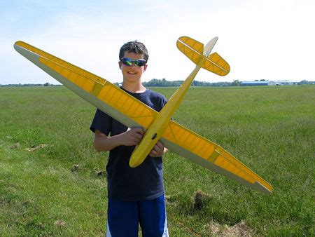 wood balsa wood glider instructions blueprints  diy    build